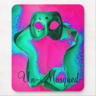 """Un-Masqued"" Mousepad - Customizable"
