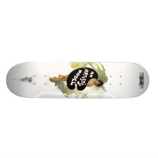 Un modèle d'artiste skateboard 19,7 cm