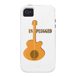 Un Plugged Vibe iPhone 4 Cases