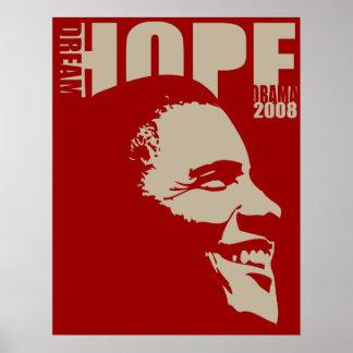 Un rêve de copie d'espoir posters