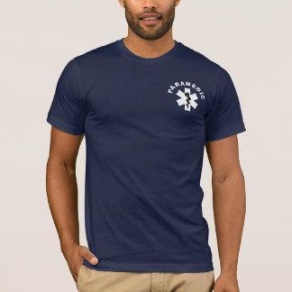 Un thème d'infirmier t-shirt