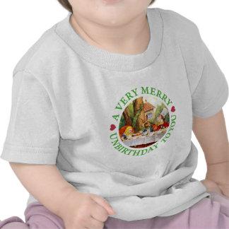 Un Unbirthday très joyeux à vous T-shirt