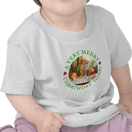 Un Unbirthday très joyeux à vous ! T-shirt