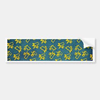 Unacorni and Cheese Bumper Sticker