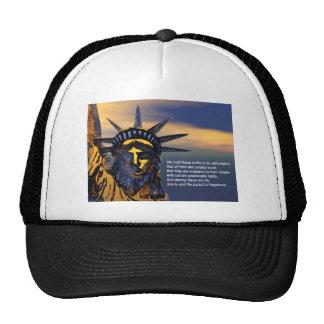 Unalienable Rights Trucker Hat