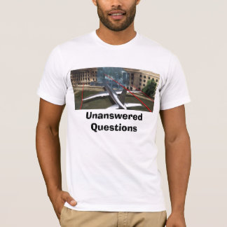 Unanswered Questions T-Shirt