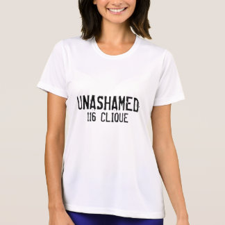 UNASHAMED116 SHIRTS