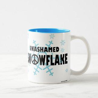 Unashamed Snowflake Mug