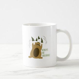 Unbearable Coffee Mug