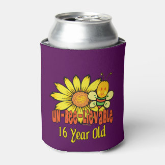 Unbelievable 16th Birthday Gifts Can Cooler