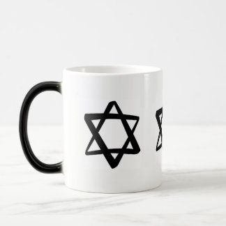 "UNBELIEVEABLE COFFEE  MUG ""JEWISH"" STAR OF DAVID"