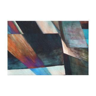 Unblocked Canvas Print