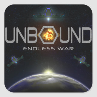 Unbound:Endless War Stickers