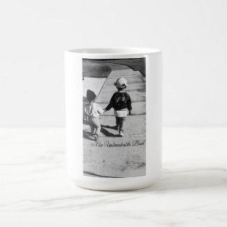 Unbreakable bond coffee mug