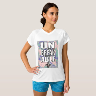 Unbreakable in Light Colors T-Shirt