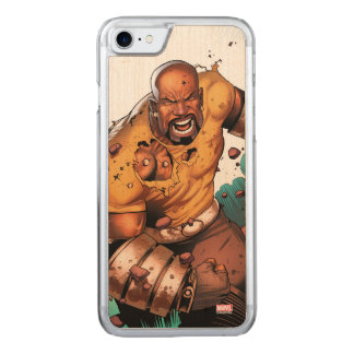 Unbreakable Luke Cage Carved iPhone 8/7 Case