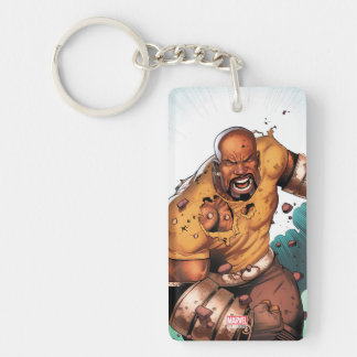 Unbreakable Luke Cage Keychain