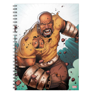 Unbreakable Luke Cage Spiral Notebook