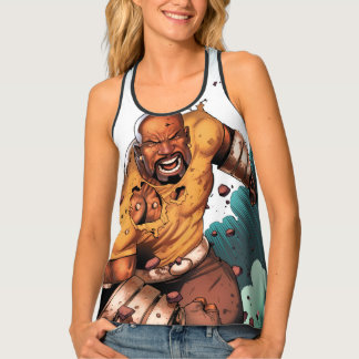 Unbreakable Luke Cage Tank Top
