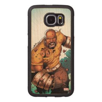 Unbreakable Luke Cage Wood Phone Case