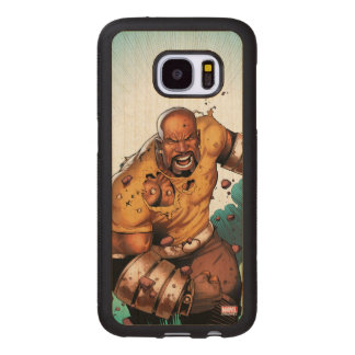 Unbreakable Luke Cage Wood Samsung Galaxy S7 Case