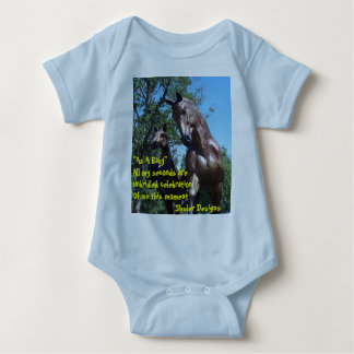 Unbridled Celeb Baby Bodysuit