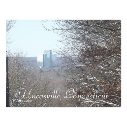 Uncasville, Connecticut Postcard