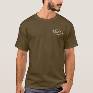Uncertainty Principle Jesus Fish Shirt