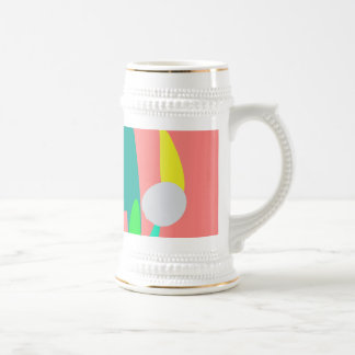 Unchained Coral Beer Steins