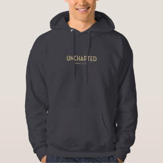Uncharted Hoodie Sweatshirt - Stone color