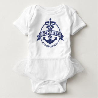 Uncharted Veterinary Conference Baby Bodysuit