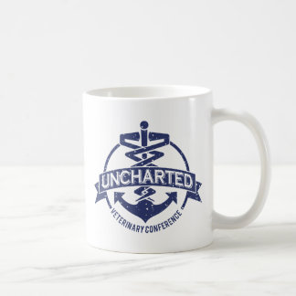 Uncharted Veterinary Conference Coffee Mug