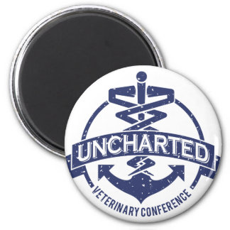 Uncharted Veterinary Conference Magnet