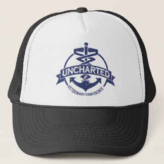 Uncharted Veterinary Conference Trucker Hat