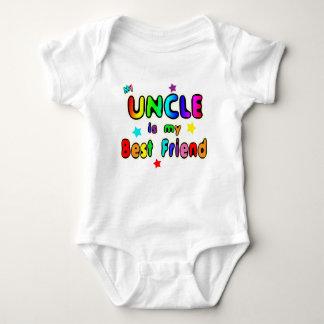 Uncle Best Friend Baby Bodysuit