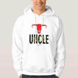 Uncle Bull by VIMAGO Hoodie