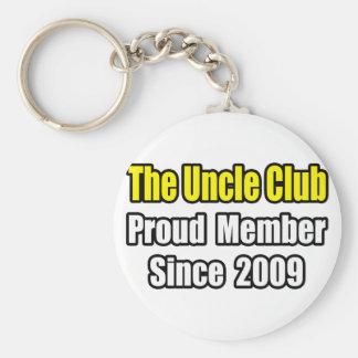 Uncle Club...Since 2009 Keychain