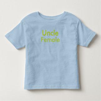 Uncle Female tee