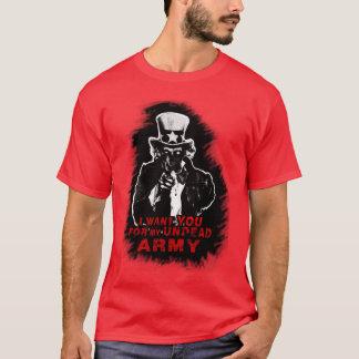 Uncle Ham Zombie T-Shirt