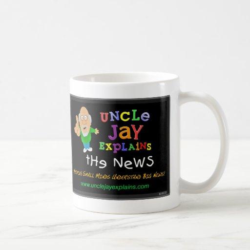 Uncle Jay Explains - Mug
