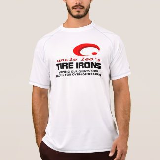 Uncle Leo's Iron Clad Reputation Tshirts