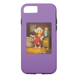 Uncle patinhas iPhone 7 case