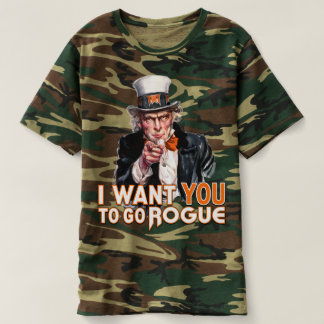 Uncle Rogue T-shirt