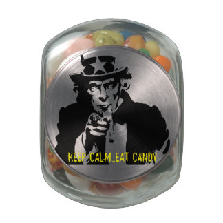 UNCLE SAM - Candy Jar
