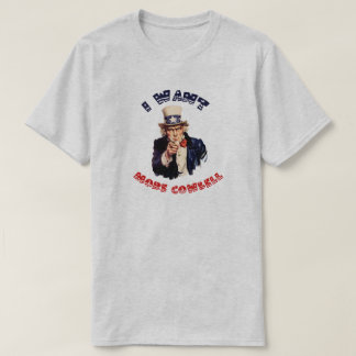 Uncle Sam Cowbell T-Shirt
