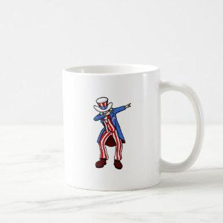 Uncle Sam Dab Coffee Mug