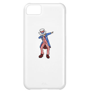 Uncle Sam Dab Cover For iPhone 5C