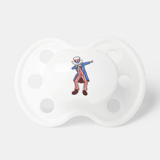 Uncle Sam Dab Pacifier