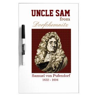 Uncle SAM Dry Erase Board
