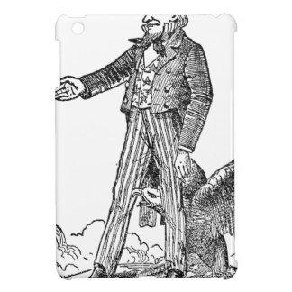 Uncle Sam iPad Mini Cover